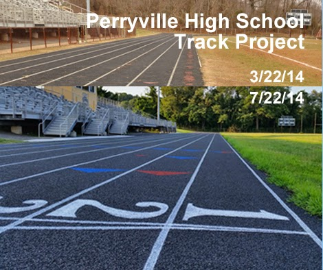 Perryville High School track project