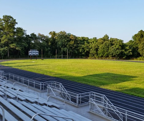 Another shot-track at Perryville High School