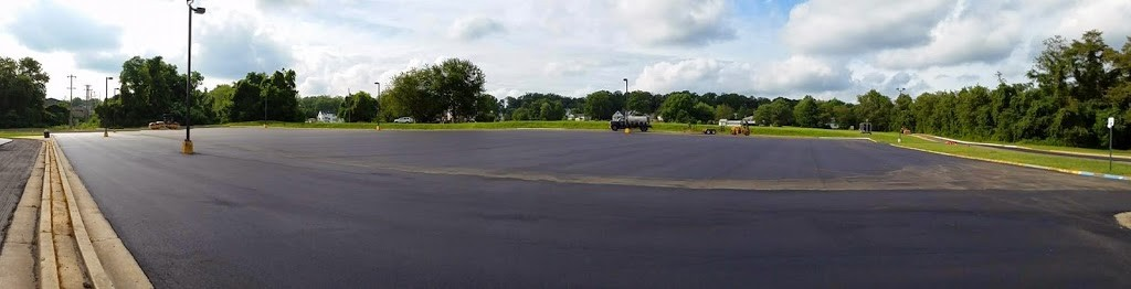 Perryville High School parking lot