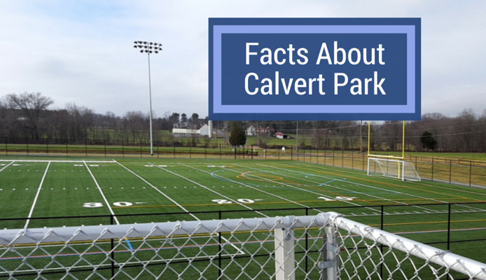 Facts about Calvert Regional Park