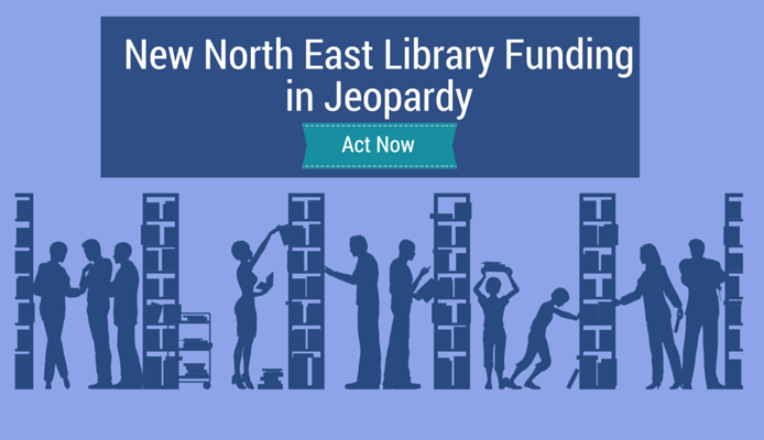 North East Library Funding