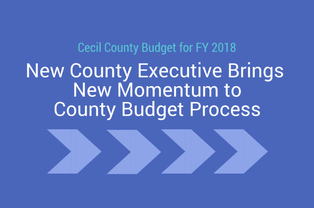 Cecil County Budget for FY 2018