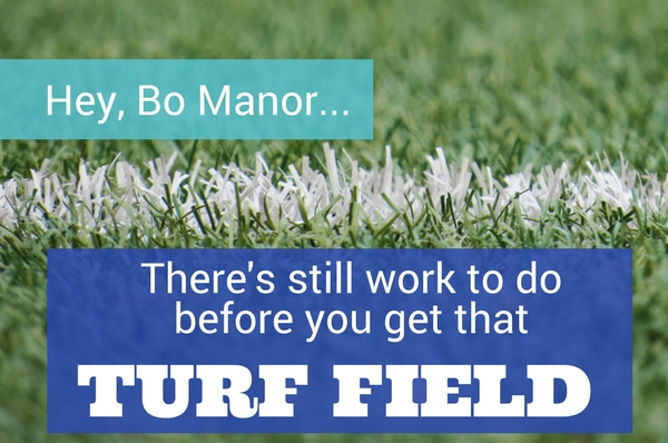 Bohemia Manor Turf Field